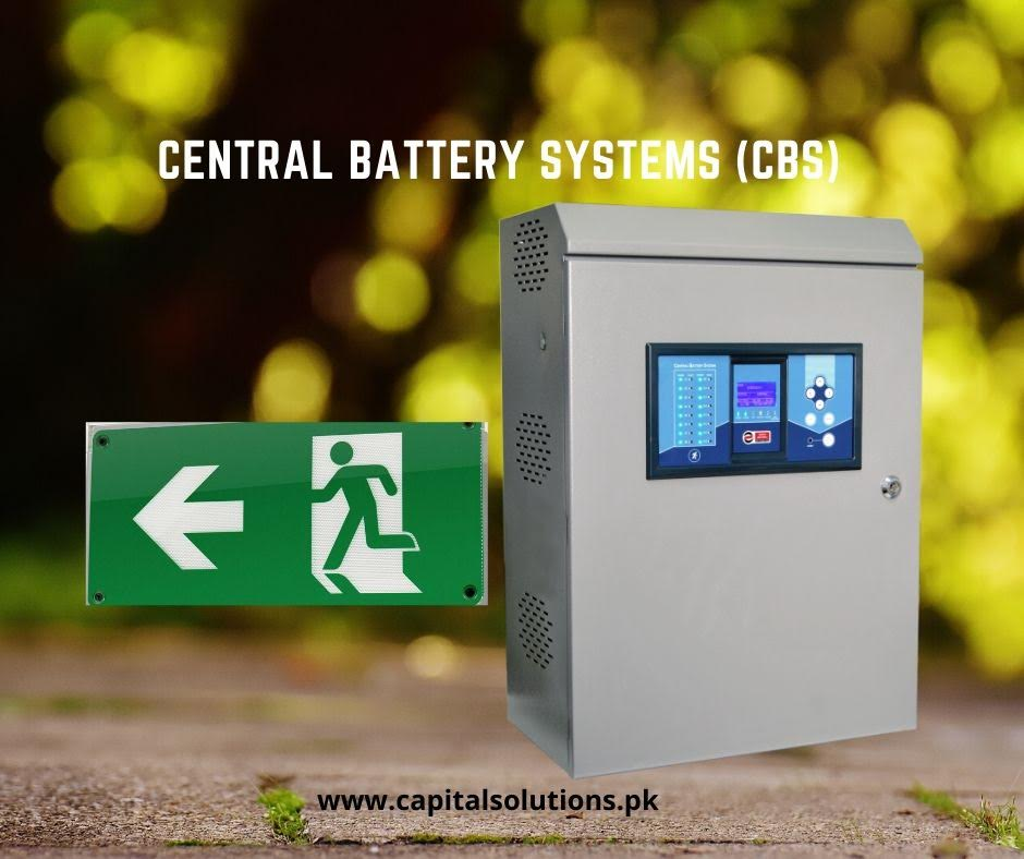 Central Battery Systems (CBS): Comparison and Features